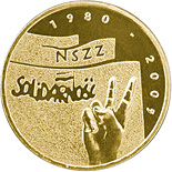 Poland Polis Polske 2 zloty commmorative Poland's Road to Freedom
