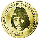 Poland Polis Polske 2 zloty commmorative Cities of Poland Częstochowa