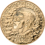 Poland Polis Polske 2 zloty commmorative Cities of Poland Krzysztof Komeda